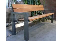 Kovové lavička Urban - kovové lavičky