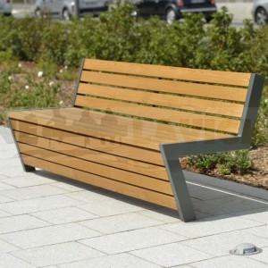 Parkové lavičky Merida