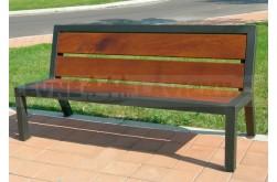 Lavička Grifin - kompaktní svařenec lavičky