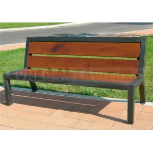 Svařenec lavičky Aura