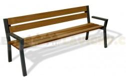 Venkovní lavičky Tecco