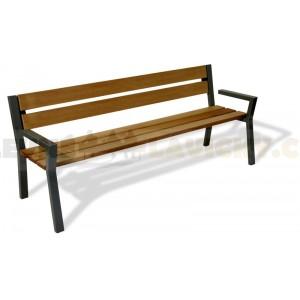 Venkovní lavičky Karim