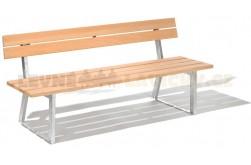 Parkové designové lavičky ART