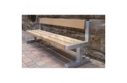 Parkové lavičky Vincent