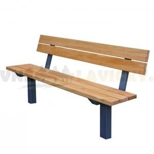 Parkove lavičky Karin
