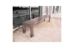 Ocelový svařenec lavičky Strada
