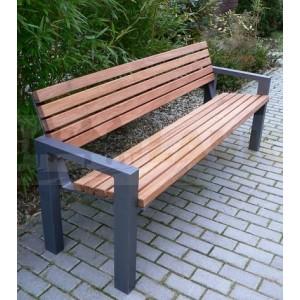 Parkové lavičky Doni