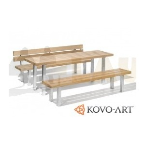 Souprava lavičky se stolem Stela