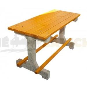 Stůl betonový